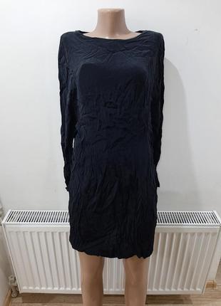 Шикарное платье мешок zara