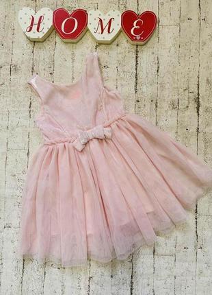 Шикарное нарядное платье для малышки