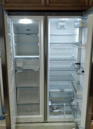 Перенавес дверей холодильника