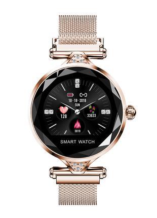 Топ продаж! Умные Часы-браслет Смарт часы Smart Watch H1