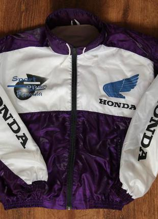 Мужская ветровка honda jacket