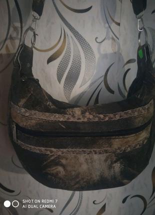 Женский кожаные сумки