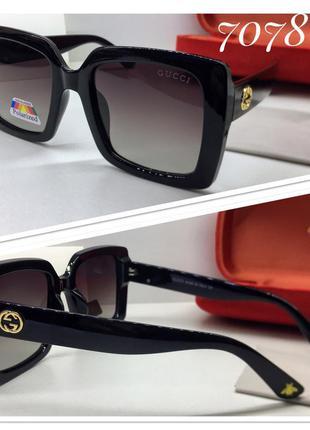 Новинка 2020 женские солнцезащитные очки с поляризацией класси...