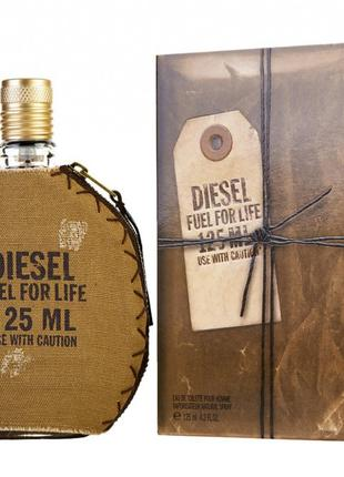 Diesel Fuel for Life Homme Use With Caution EDT 125 ml (лиц.)