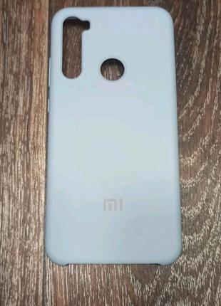 Чехлы для Xiaomi Redmi Note 8