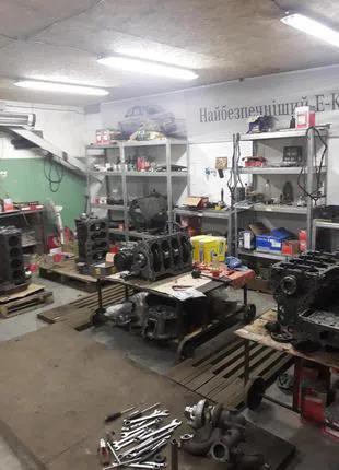 Капитальный ремонт двигателей Богдан ISUZU