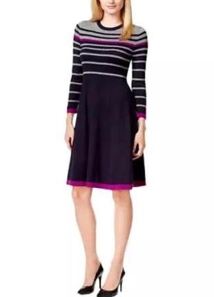 """Платье-свитер в стиле """"деловой кэжуал""""  размер pм а-силуэт на ..."""
