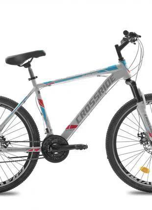 Велосипед горный Crossride Spider 26 MTB