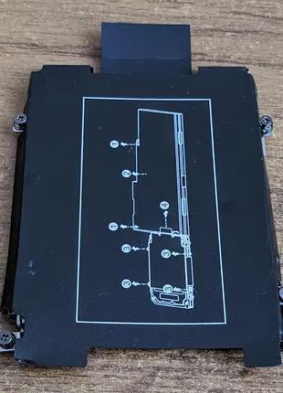 Адаптер для HDD / 821665-001 HP Elitebook 840 G3 850 G3 HDD Caddy
