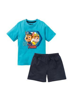 Пижама disney. размер 86-92, 110-116