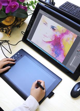 Акция!!! НОВЫЙ . Графический планшет Gaomon M106K