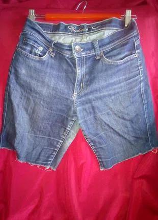 Заказать джинсовые шорты женские 44/S размера