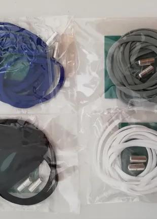 Эластичные шнурки (альтернатива силиконовым)