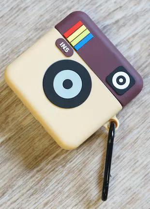 Силиконовый чехол Instagram для Apple Airpods Pro