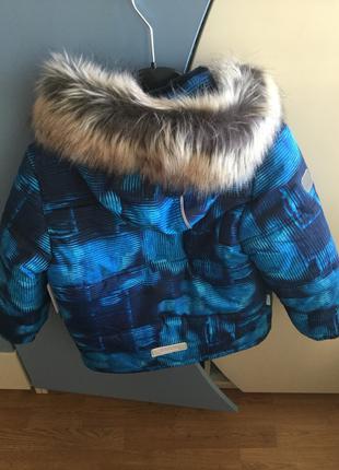 Куртка lenne 116 размера