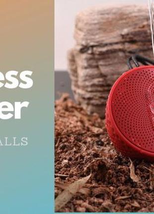 Премиальная Портативная Bluetooth Колонка Hoco BS21 Original 100%