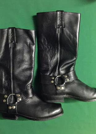 Ковбойские кожаные сапоги sancho boots