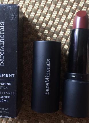 Bare escentuals bare minerals statement luxe shine lipstick по...