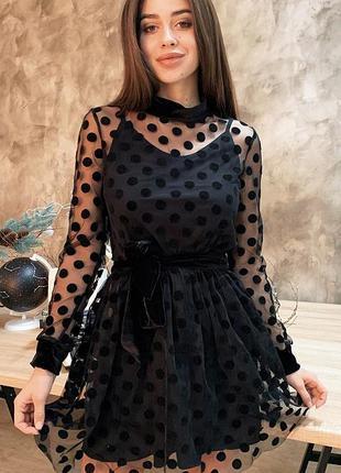 Шикарное вечернее праздничное платье
