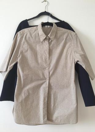 Оооочень японская рубашка uniqlo uuu!!!