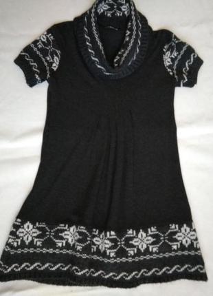 Платье-туника для беременных, размер S