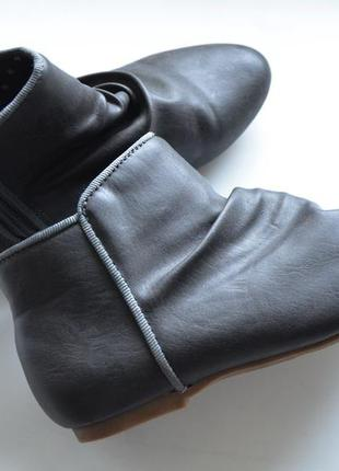 Ботинки на молнии matalan