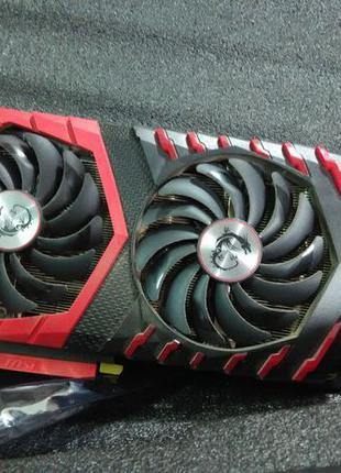 Видеокарта GeForce GTX 1060 Gaming X 3GB