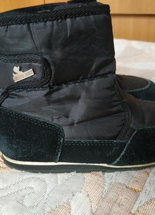 Сапоги/ ботинки деми р.27