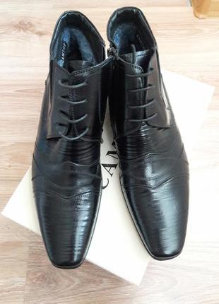 Взуття шкіра 31 см устілка
