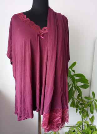Нежный комплект для сна, костюм для дома, пижамка 24-26 р от p...