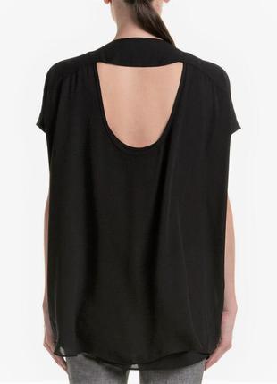 Комплект : блуза-туника  и майка *catherine malandrino*, шифон...