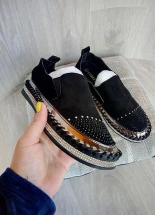 Туфли лоферы