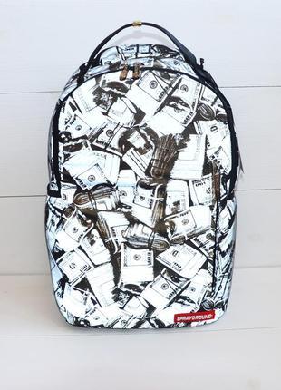 Рюкзак spraygraund 3m money sneaker cargo backpack оригинал но...
