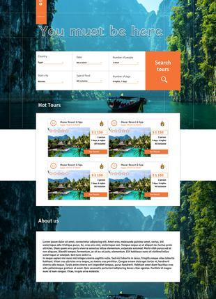 Дизайн сайтов и баннеров