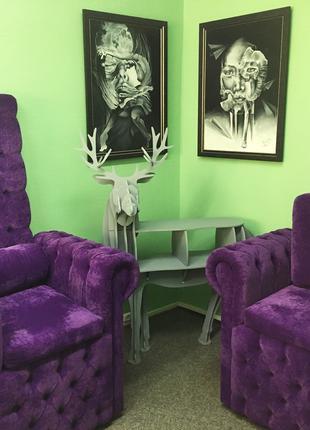 Крісло-трон