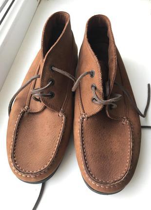 Демисезонные ботинки 🥾 из натуральной кожи