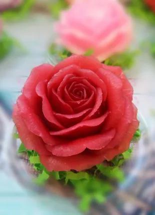 """Мыло """"Роза в куполе"""""""