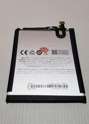 Оригинальная батарея для Meizu M3s M5 M5s M5 Note BT15, BT61, ...