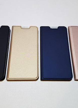 Чехол книжка Dux Ducis для Xiaomi Redmi 7, 7A, 8, 8A, Note 7, ...