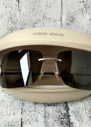 Солнцезащитные очки giorgio armani made in italy