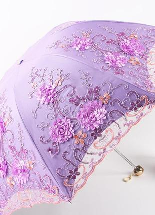 Зонт от дождя и солнца, 5 цветов
