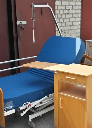 Аренда медицинской кровати, 800гр, прокат медицинской кровати