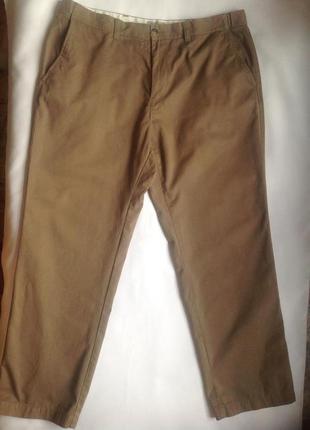 Мужские повседневные брюки marks & spencer    38/xl/52