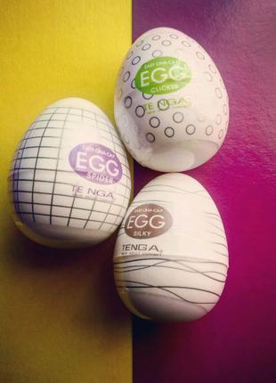 Киндер сюрприз для взрослых 18+ (яйцо Tenga) Мастурбатор Тенга