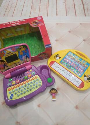 Интерактивные игрушки ноутбук