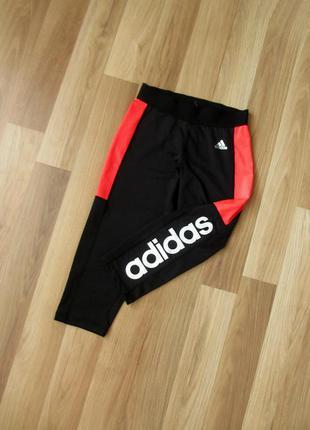 Спортивные бриджи  капри лосины adidas