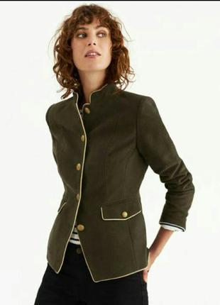 Пиджак блейзер милитари joules