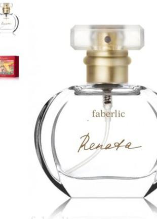 Парфюмерная вода для женщин Renata, 30 мл Faberlic