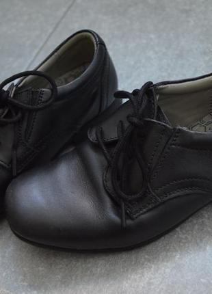 Кожаные туфли некст р.10 стелька 17,5