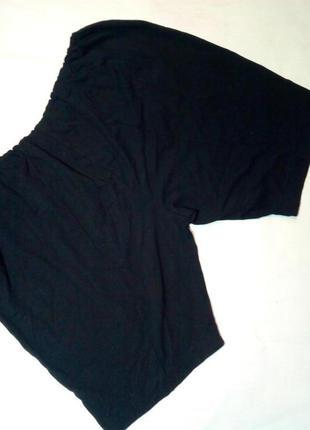 Трикотажные шорты, большой размер.